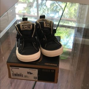 Converse All-star baby shoes